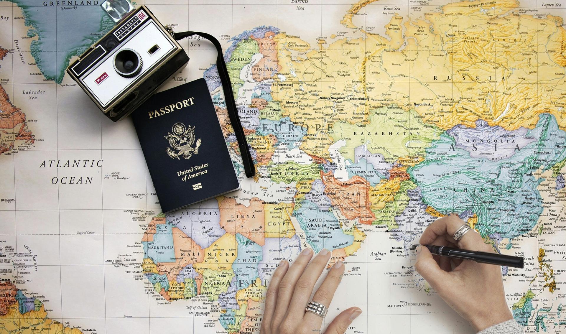 Prenotare in agenzia di viaggi